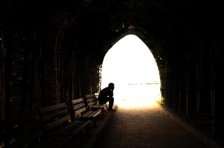 A man seeking depression counseling in Aurora, CO